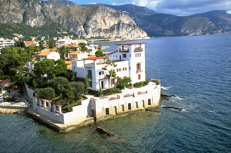 3. La villa Kérylos de Beaulieu sur mer