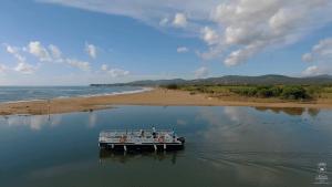 Investisseur dans un camping 5 étoiles de luxe sur la Côte d'Azur